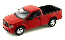 Ford F-150 STX Pickup Truck Red Maisto 31270 1/27 Scale Diecast Model Toy Car