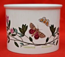 VINTAGE:  PORTMEIRION 'BOTANIC GARDEN' RHODODENDRON POT HOLDER 1972 BACKSTAMP!