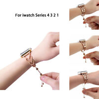 38/40/42/44mm Stainless Steel iWatch Band Strap Bracelet for Apple Watch 4 3 2 1
