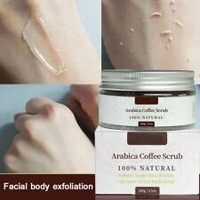Coffee Scrub Cream Health Body Care Exfoliating Face Care Body Scrub