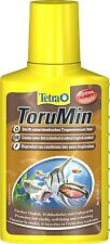 Tetra ToruMin 100ml Fish Treatment (creates black water and treats algae)