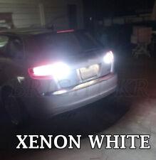 Audi A3 8P 8PA XENON BRIGHT WHITE REVERSE LED LIGHT BULBS- ERROR FREE