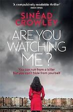 New, Are You Watching Me?: DS Claire Boyle Thriller 2, Crowley, Sinéad, Book