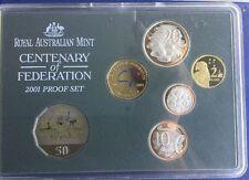Australia 2001 Proof set....................C5.