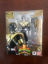Mighty Morphin Power Rangers S.H.Figuarts Black Ranger (Armored) SDCC 2014