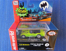 para H0 coche slot racing Maqueta de tren - Catwoman con 4 GEAR CHASIS