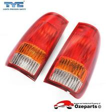 Pair LH+RH Tail Light Rear Lamp For Ford Falcon BA Series 2 BF Ute 2003~2008