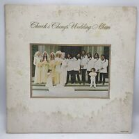 Cheech & Chong's Wedding Album Vinyl Record Album Gatefold ODE SP 77025 1974 LP