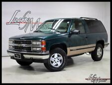 1996 Chevrolet Tahoe Base Sport Utility 2-Door