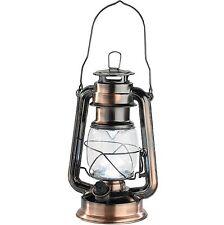 Moderne LED Deko-Leuchte im authentischen Sturmlaternen-Look Sturmlampe dimmbar