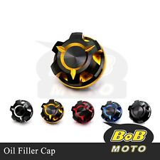 Oil Filler Cap Cup CNC x1 For Yamaha YZF R6S  06 07 08 09