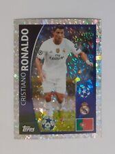 UEFA Champions league 2015/2016 #10 Cristiano Ronaldo REAL Madrid, Topps MINT