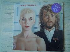 Eurythmics - REVENGE (Lp) Press CANADA 1986 Embossed Cover, Inner With Lyrics