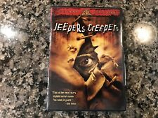 Jeepers Creepers Dvd! 2001 Horror! (See) The Gallows & It Follows