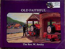 Thomas the Tank Engine book Rev. W. Awdry Old Faithful, Peter Sam Refreshment La