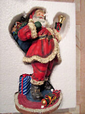 "Galleria Lucchese Roman ""Santas of the World 1997LE AMERICAN SANTA"" NIB KH"
