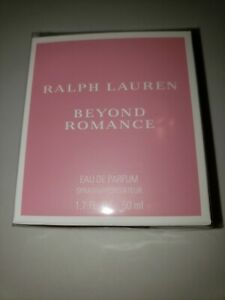 Ralph Lauren Beyond Romance 1.7 oz / 50 ml Eau de Parfum EDP Spray, NEW, SEALED