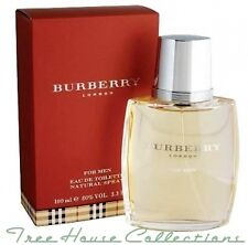 Treehousecollections: Burberry Classic EDT Perfume Spray For Men 100ml