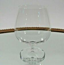 Glas Cognacschenker Marcellus Kristall Ichendorf Glas 80 Jahre modern Gläser