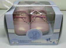 Sterntaler babyshoes Newborn shoes pink 0-3 months
