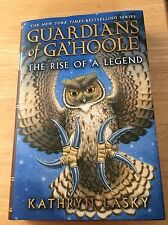 Guardians of Ga'hoole The Rise of a Legend by Kathryn Lasky 2013 Hardcover Book
