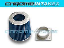 AIR INTAKE FILTER ADAPTER KIT FOR 02 03 04/2002 2003 2004 INFINITI I35 I 35 BLUE