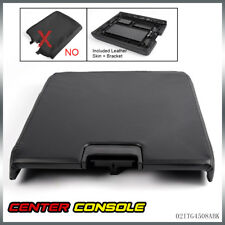 For Chevy Silverado GMC Sierra Center Console Lid Bench 924-836 20864154 Black