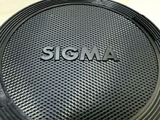 SIGMA 67mm Front Lens Cap Genuine original plastic black snap on type