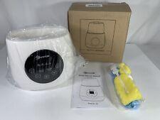 Baby Bottle Warmer Steam Sterilizer, Eivotor 6 in 1 Double Bottle Baby Bottle