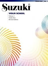 SUZUKI VIOLIN SCHOOL Vol 1 Violin Part REVISED*