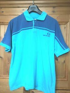 Vintage Sergio Tacchini Young line Mcenroe polo shirt (Size XL)