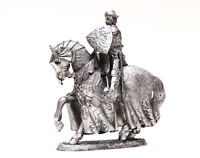 Cavalry 1:32 Scale England. King Henry V, the Duke of Wales tin toy soldier 54mm