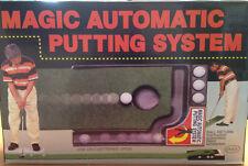 Putting Trainings-Matte mit Automatic Ball Return