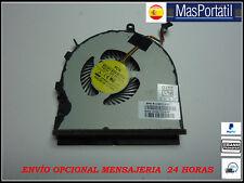 VENTILADOR/FAN  HP ENVY 15-AE M6-P SERIES  P/N: 812682-001/DC28000G7F0