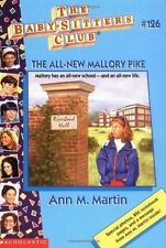 USED (GD) The All-New Mallory Pike (Baby-Sitters Club # 126) by Ann Matthews Mar