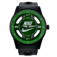 New Nike Unisex Luxury Green Sports Watch