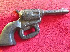 OLD GUN ANTIQUE STYLE BOTTLE OPENER Beer pop Coke Pepsi  kitchen Patio Helper