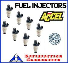 ACCEL Fuel Injectors 36 lbs./hr. 14.4 Ohms Impedance 12 Volt Chevy Ford