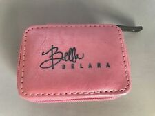 Mary Kay Bella Belara Fragrance Solid With Pink Zippered Case  .14 OZ. / 4g