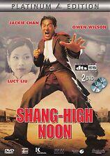 SHANG-HIGH NOON - PLATINUM EDITION / 2 DVD-SET - NEUWERTIG