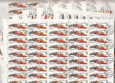 CCCP URSS 31 feuilles 50TP 6k Voitures de Course Khadi moteur a pistons 1980