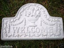 WELCOME flowers mold & urn design mould