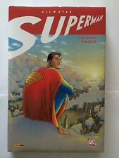 PANINI COMICS DC DELUXE ALL STAR SUPERMAN 2011 NEUF
