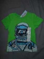 Cat & Jack Boys 12 M Astronaut Shirt