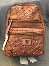 Frye Studded Backpack Bag