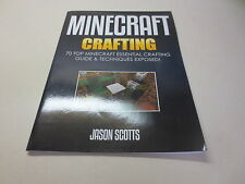 Minecraft Crafting 70 Top Minecraft Essential Crafting Guide & Techniques Scotts
