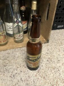 Badger Club Beer Bottle Fauerbach Brewing Co Madison Wi Rare Old Irtp