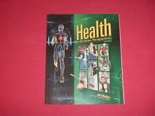 Abeka 9th Health Student Textbook & Answer Key & Video Manual