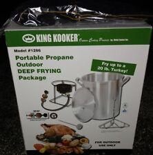 King Kooker 29-Quart Propane Turkey Fryer Free Frying Gloves $20.00 Value!!! 🦃
