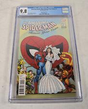 Amazing Spider-Man Renew Your Vows 1 CGC 9.8 1:1000 John Romita 21 Variant